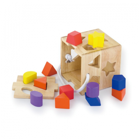 Cub sortator din lemn [2]