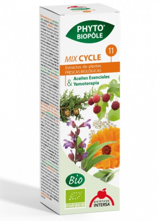 CYCLE - formula cu extracte BIO din plante pentru REGLAREA CICLULUI MENSTRUAL, 50ml cu picurator [1]