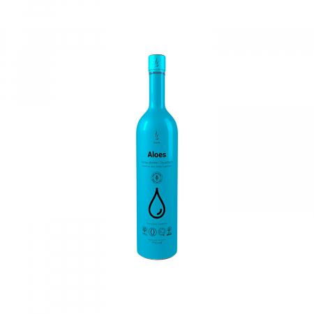 DuoLife Aloes – supliment lichid cu Aloe Vera pentru detoxifiere 750ml