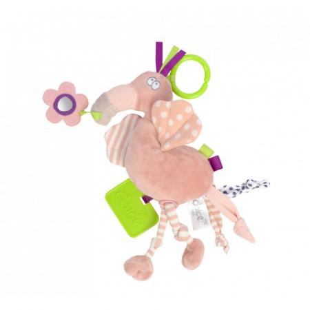 Flamingo,  jucarie interactiva cu activitati [1]