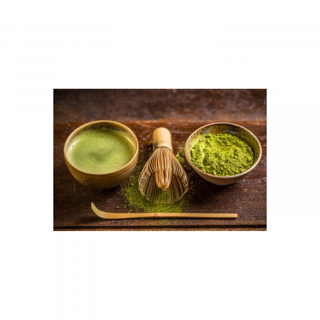 Matcha - Pulbere fina de ceai verde japonez bio, 30g [1]
