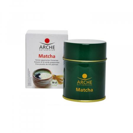Matcha - Pulbere fina de ceai verde japonez bio, 30g [0]