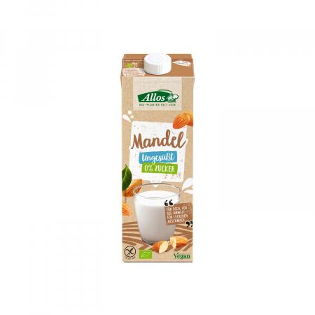 Pachet de alimente de post pentru mic dejun FARA GLUTEN - Musli cu lapte de migdale [2]