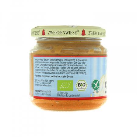 Pate vegetal cu ierburi aromate si tomate FARA GLUTEN Zwergenwiese 180g [1]