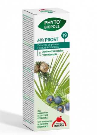 PROST - formula cu extracte BIO din plante pentru PROSTATA, 50ml cu picurator [1]