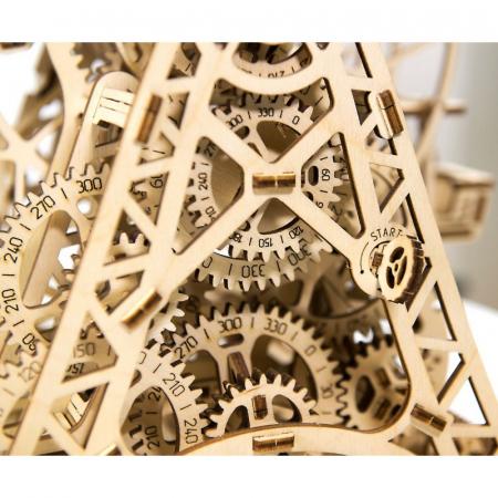Puzzle 3D din lemn - Ferris Wheel [2]