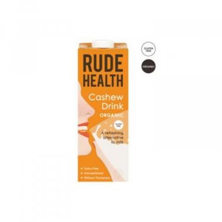 Rude Health bautura vegetala din caju BIO 1l
