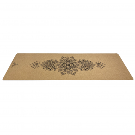Saltea Yoga din pluta naturala Bloom 1830 x 610 x 4mm [2]