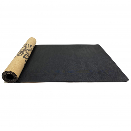 Saltea Yoga din pluta naturala Centered [4]