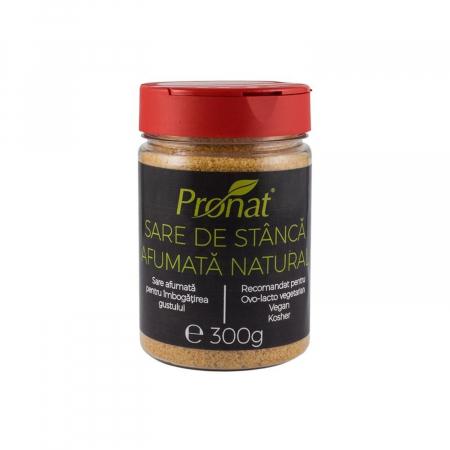 Sare de stanca afumata natural, 300 g [0]