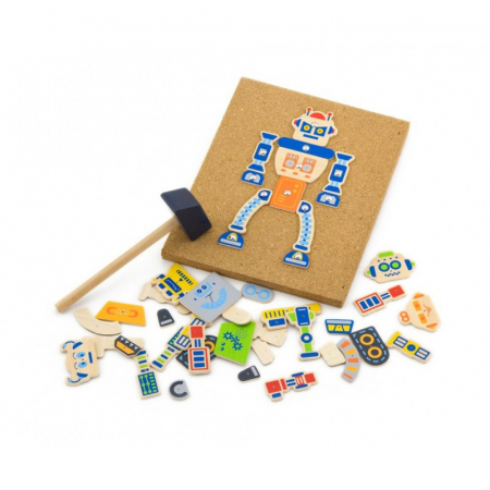 Set de mesterit - Roboti [2]