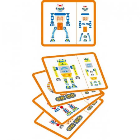 Set de mesterit - Roboti [0]