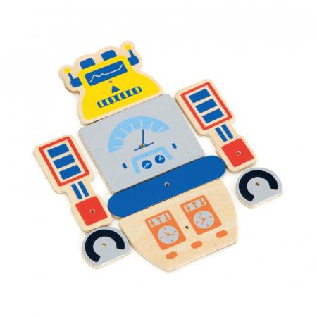 Set de mesterit - Roboti [3]