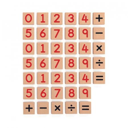 Set magnetic cifre 40 buc [1]