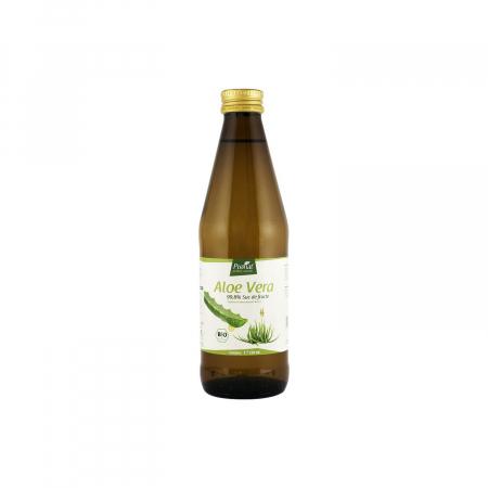 Suc de aloe vera 100%, BIO, 330 ml Medicura [0]