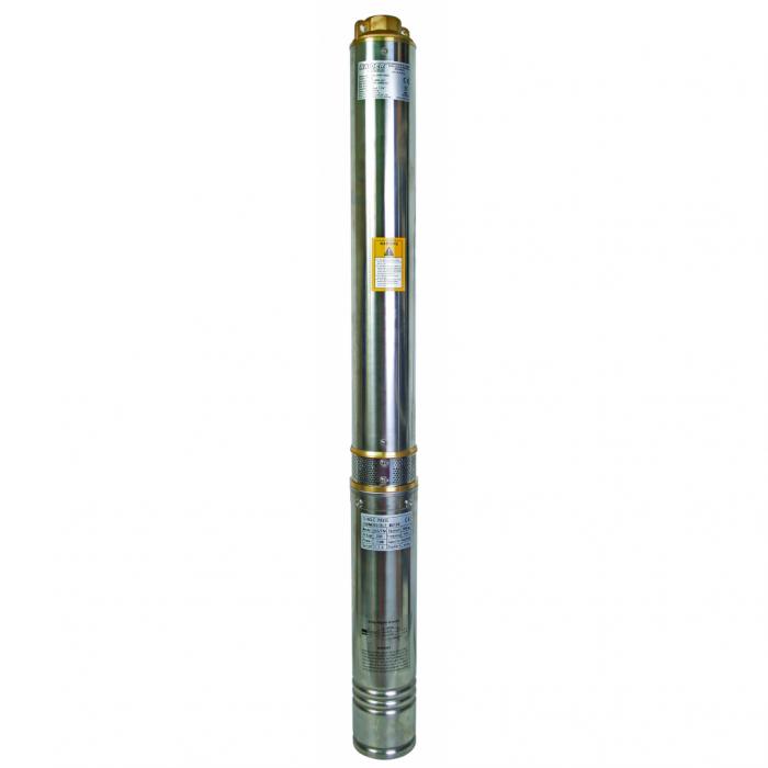 Pompa submersibila RAIDER RD-WP24 apa curata 1100 W 4980 l/h inaltime refulare 86 m inox, 14 turbine 0