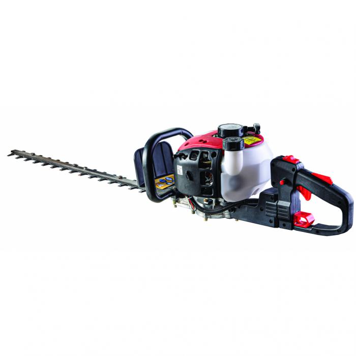 Trimmer benzina pentru gard viu 600mm 650W,  1 CP, RD-GHT02 0
