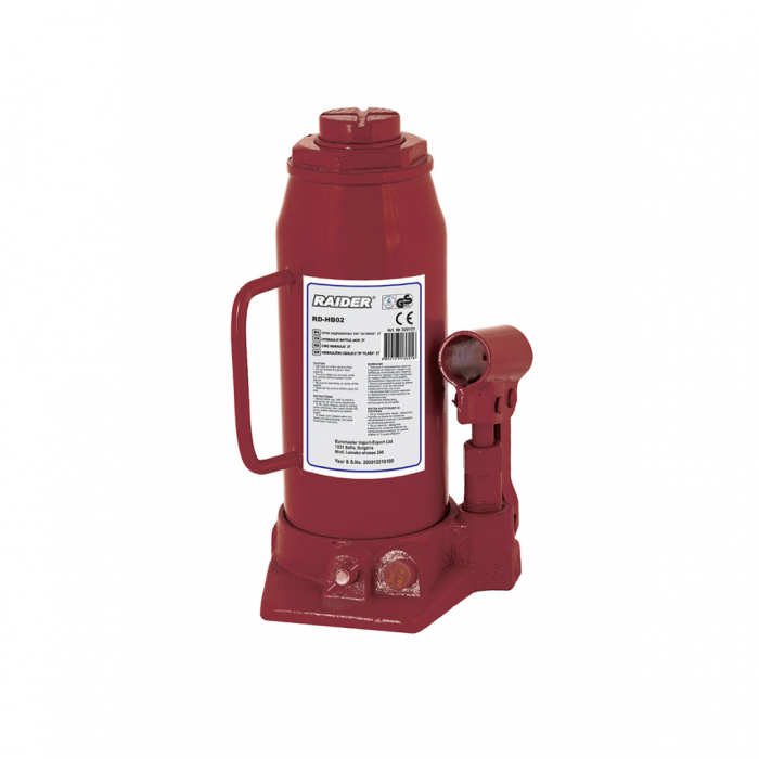 Cric hidraulic 3t, 180 mm, RD-HB03 0