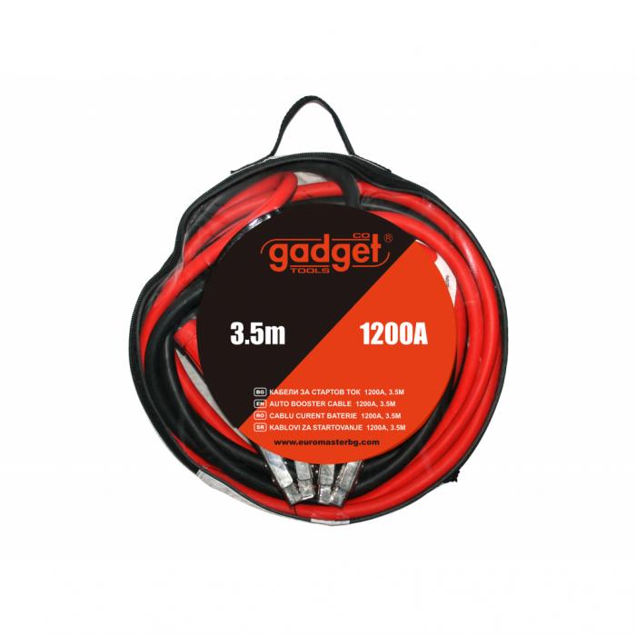 Set cabluri pornire 1200A 3,5m GD 0