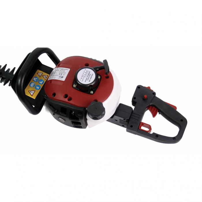 Trimmer benzina pentru gard viu 600mm 650W,  1 CP, RD-GHT02 1