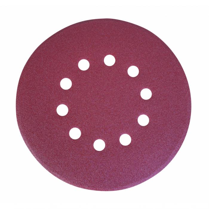 Slefuitor pentru pereti, 710 W, 225 mm, tija telescopica, turatie reglabila, valiza plastic, accesorii RD-DS04 4