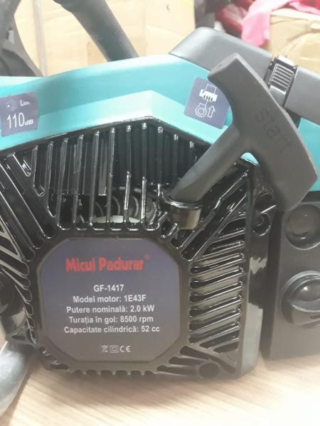 Drujba Micul Padurar 6900 2.7 CP, 52cc 3