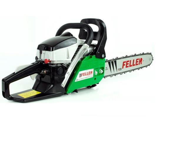Drujba pe benzina Feller ECS400, 5.8 CP (4300 W), 3600 rpm 0