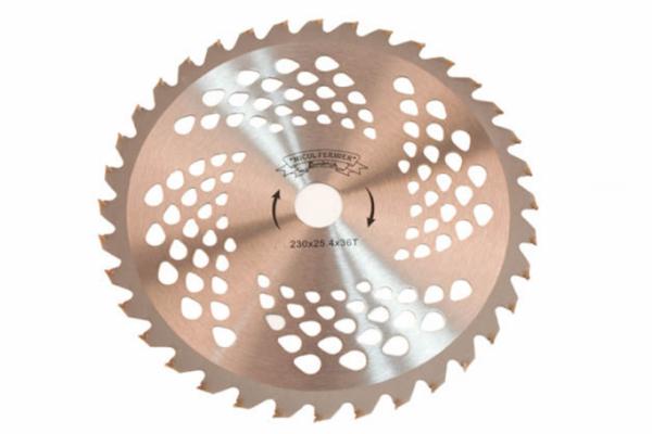 Disc pentru motocositoare nr. 9 (230) cu vidia 1