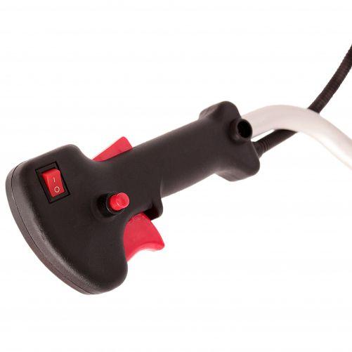Pachet Motocoasa pe benzina 3.5kW 4.76CP Micul Fermier cu 8 accesorii, 4 moduri de taiere + FURCA cu 4 coarne 6