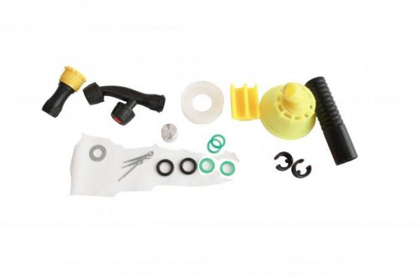 Pompa de stropit electrica si Manuala ( 2 in 1 ) 16 Litri, 5 Bari + Atomizor electric portabil de 12V 8Ah PANDORA 11