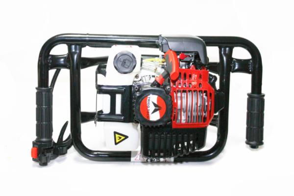 Motoburghiu (foreza) pentru pamant 1.5kW HY-GD550-DF-805 TRIGO TECH cu reductor 1