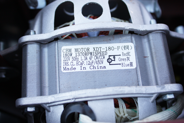 Deplumator prepelite WQ-30, KW180,1370/min [3]