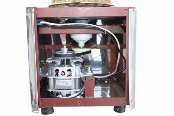 Deplumator prepelite WQ-30, KW180,1370/min [4]