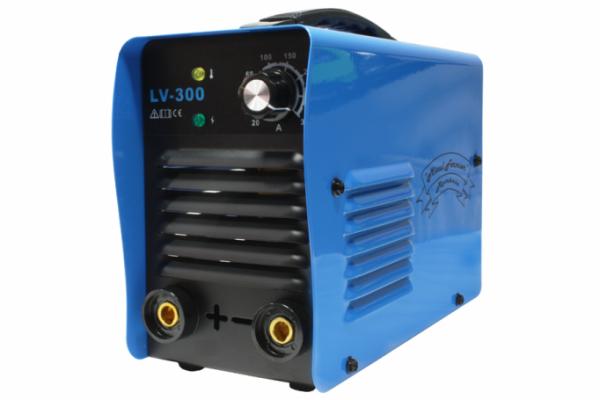Aparat de sudura Micul Fermier LV 300 Blue, 300 A, accesorii incluse [2]