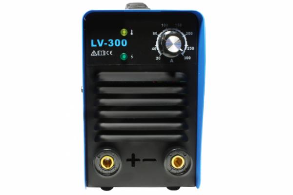 Aparat de sudura Micul Fermier LV 300 Blue, 300 A, accesorii incluse [4]