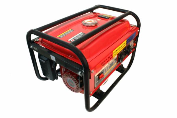 Generator pe benzina Micul Fermier, MF-2500, 2200W [0]