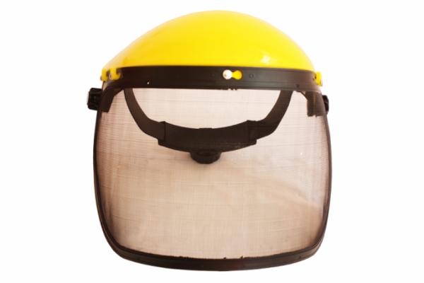 Viziera de protectie pentru motocoasa(plasa) 2