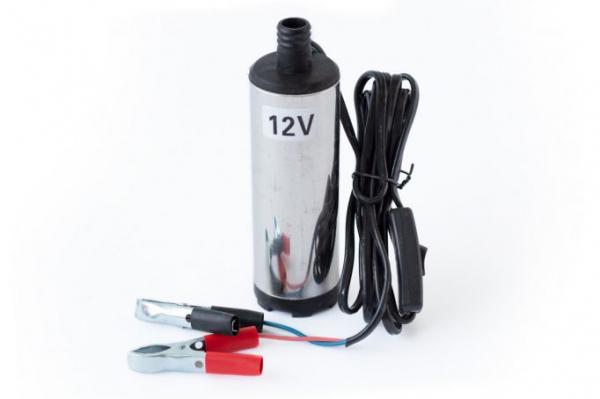 Pompa de transfer combustibil, submersibila 24V, 20 l/min, 38MM 0