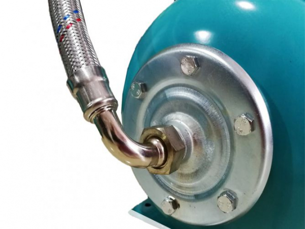 Hidrofor 0,75kW AUJET 100SS Detoolz, Debit 55, Volum 24l, Inaltime maxima 45m 2