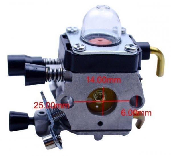 Carburator pentru motocositoare FS55 0