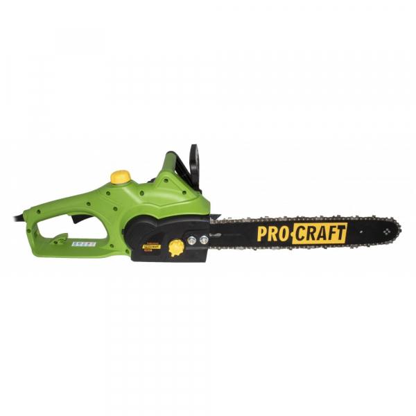 Drujba electrica PROCRAFT K2350, 2350W, Lama de 40 CM 4