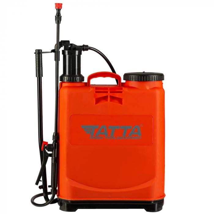 Pompa de stropit actionata manual Tatta TP-20D-1M, 20L, 2.4 bari 2