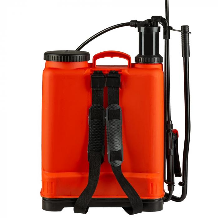 Pompa de stropit actionata manual Tatta TP-20D-1M, 20L, 2.4 bari 3