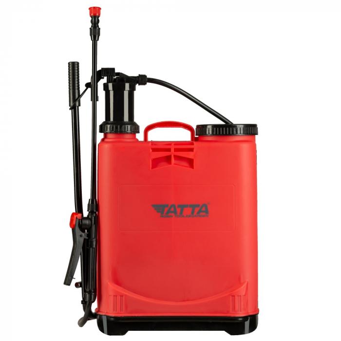 Pompa de stropit actionata manual Tatta TP-181M, 16L, 2.4 bari 1
