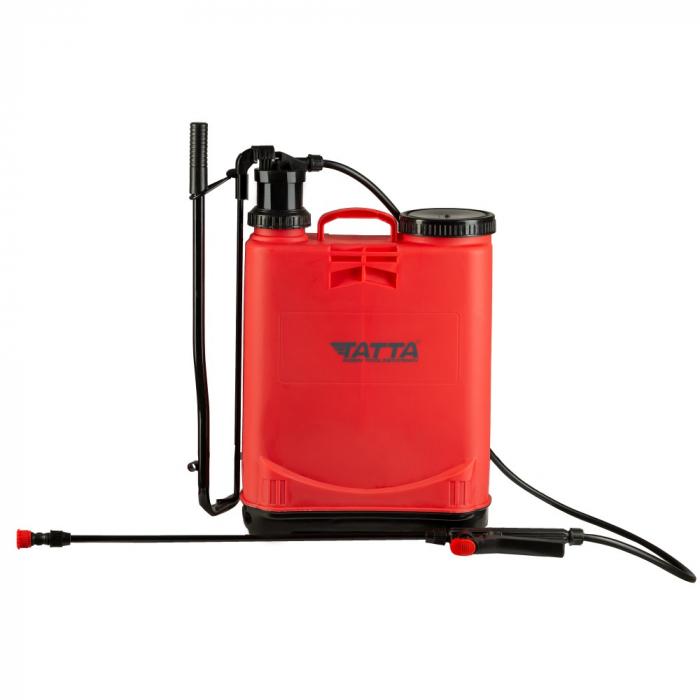 Pompa de stropit actionata manual Tatta TP-181M, 16L, 2.4 bari 0