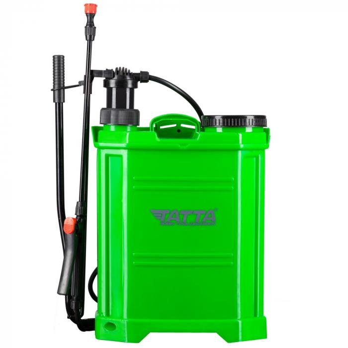 Pompa de stropit actionata manual Tatta TP-18KM, 16L, 2.4 bari 2