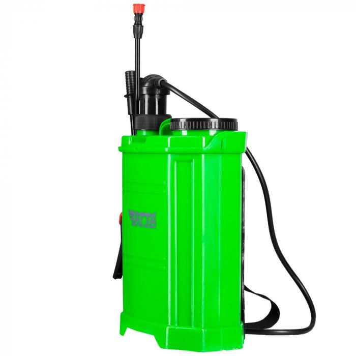 Pompa de stropit actionata manual Tatta TP-18KM, 16L, 2.4 bari 1