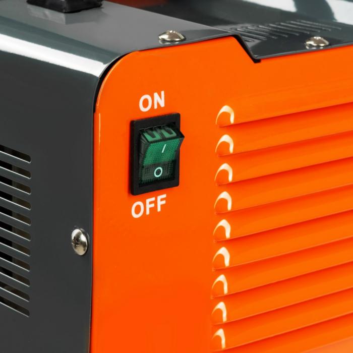 Redresor Tatta TI50R Profesional, curent de incarcare max 30A, curent pornire 180A, putere 0.6 kw 3