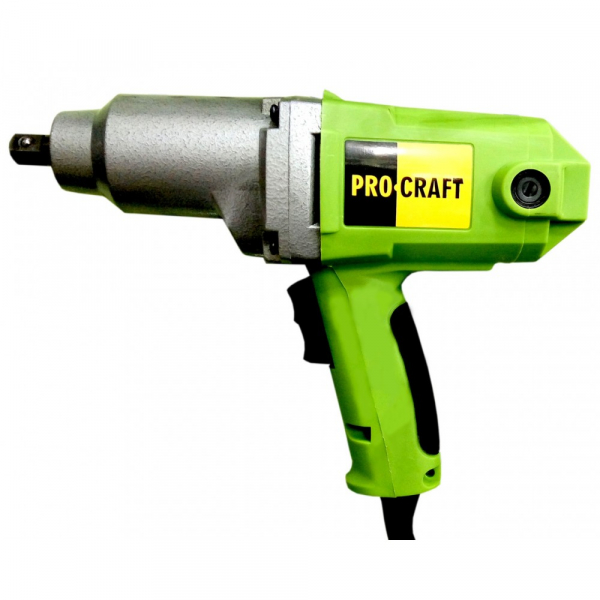 Pistol electric de impact, PROCRAFT ES1450, 1450W, 450NM 0