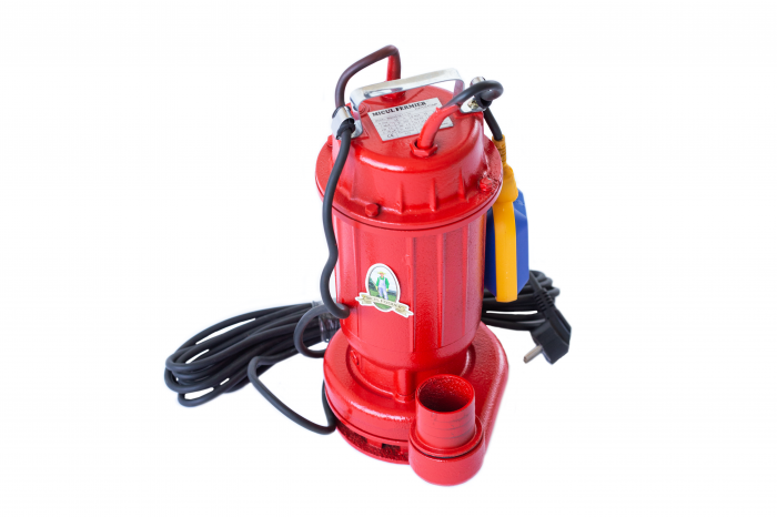 Pompa apa murdara 16m ROSIE cu PLUTITOR, putere 1.1 KW, refulare la 16 M, Micul Fermier 2